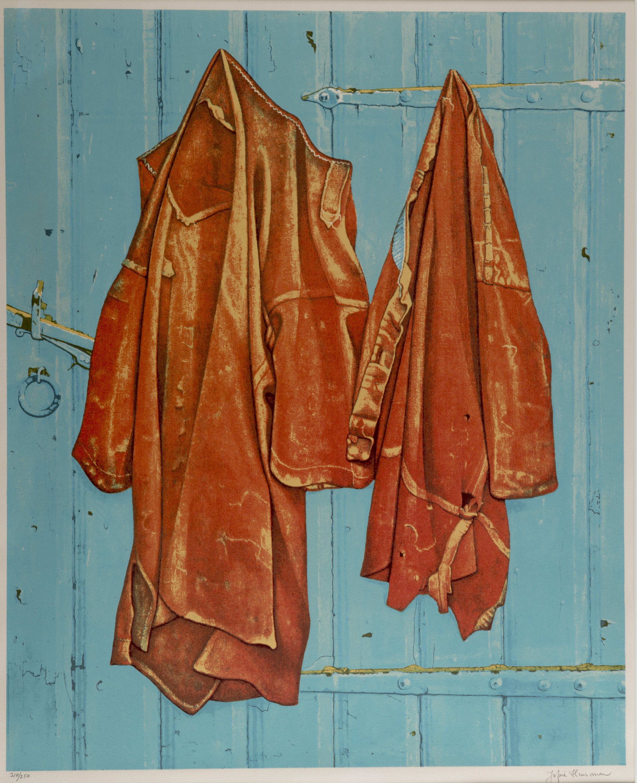 Jopie Huisman, Zwei alte Jacken, 1984