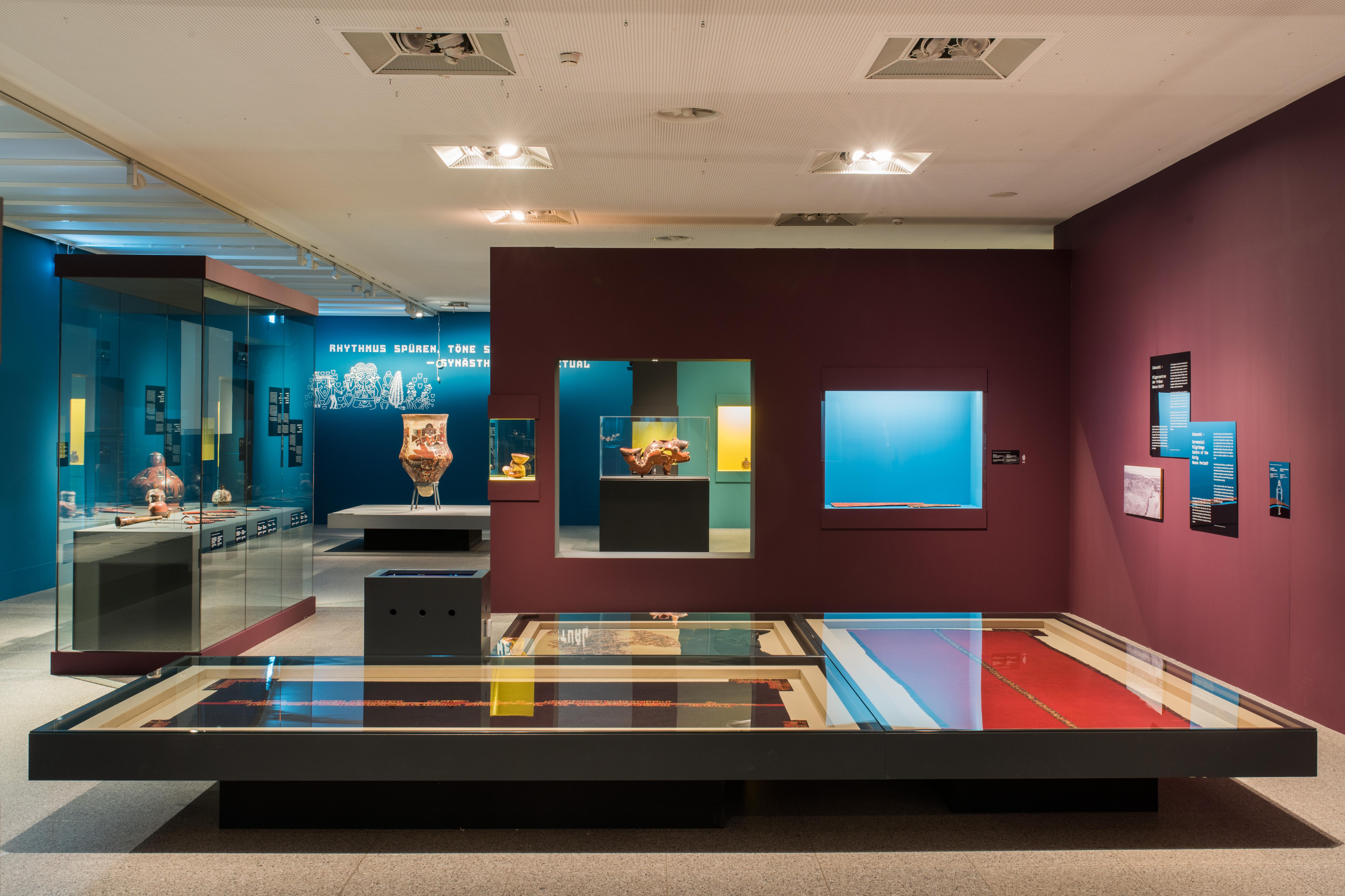 Ausstellungsansicht. Laurin Schmid, 2018. © Kunst- und Ausstellungshalle der Bundesrepublik Deutschland GmbH.