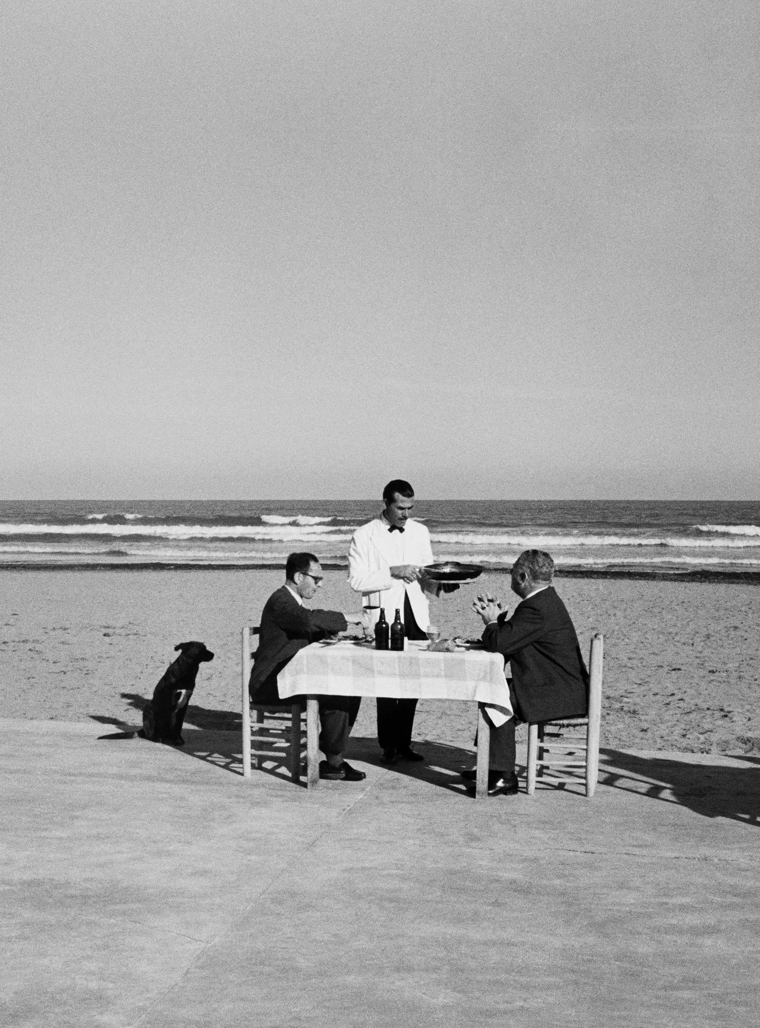 Almunecar, Costa del Sol, 1961© BERNARD LARSSON