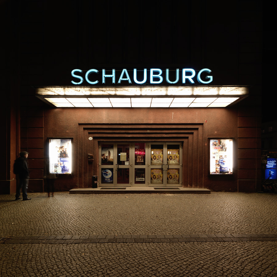 Schauburg, Dresden, 2016
