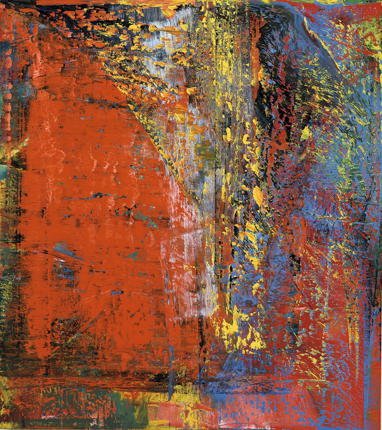 Gerhard Richter: A B, Still, 1986, Museum Barberini © Gerhard Richter 2018 (29062018)