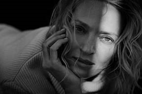 Peter Lindbergh, Uma Thurman, New York, 2016. © Peter Lindbergh / Courtesy Peter Lindbergh, Paris