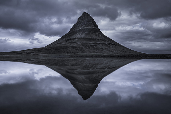 © TOM JACOBI, PEACEFUL MIND, KIRKJUFELL, ICELAND, 2015