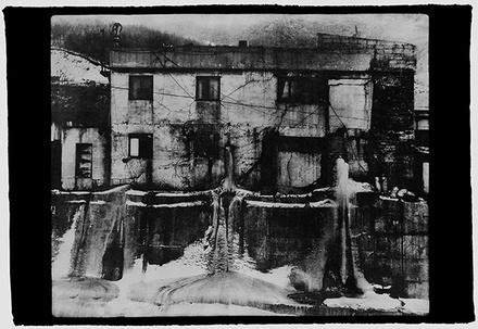 Jungjin Lee 'On Road' 2000, Photo Emulsion on Mulberry Paper, Mounted on Mulberry Paper, 139,7 x 200,7 cm. © Jungjin Lee