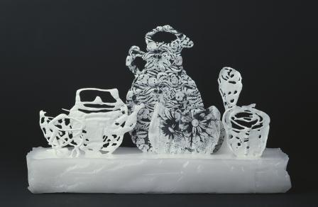 'Das Beste aus der guten Küche' aus dem Zyklus 'Still leben – Gefäße, 2011