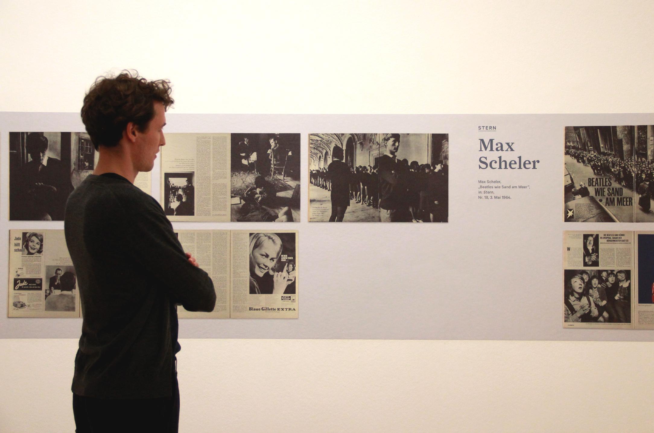 Ausstellungsansicht. Foto: Michaela Hille, MKG