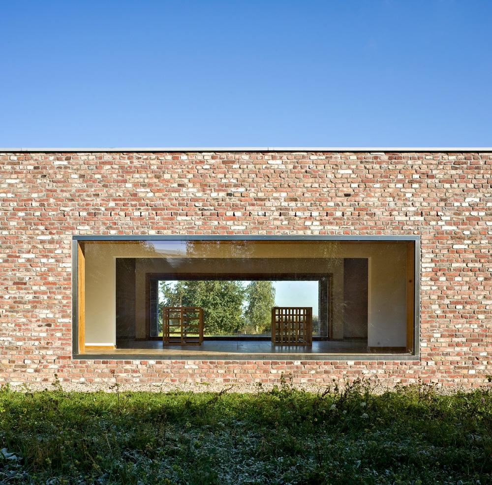 Raketenstation Hombroich. Siza Pavillon (2009). Architektur: Álvaro Siza und Rudolf Finsterwalder. © Tomas Riehle/Arturimages