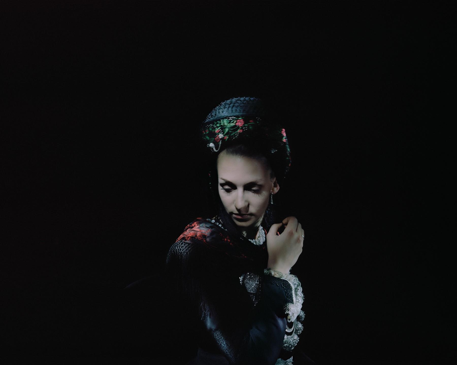 Mila Teshaieva. Elisabeht, 2015.