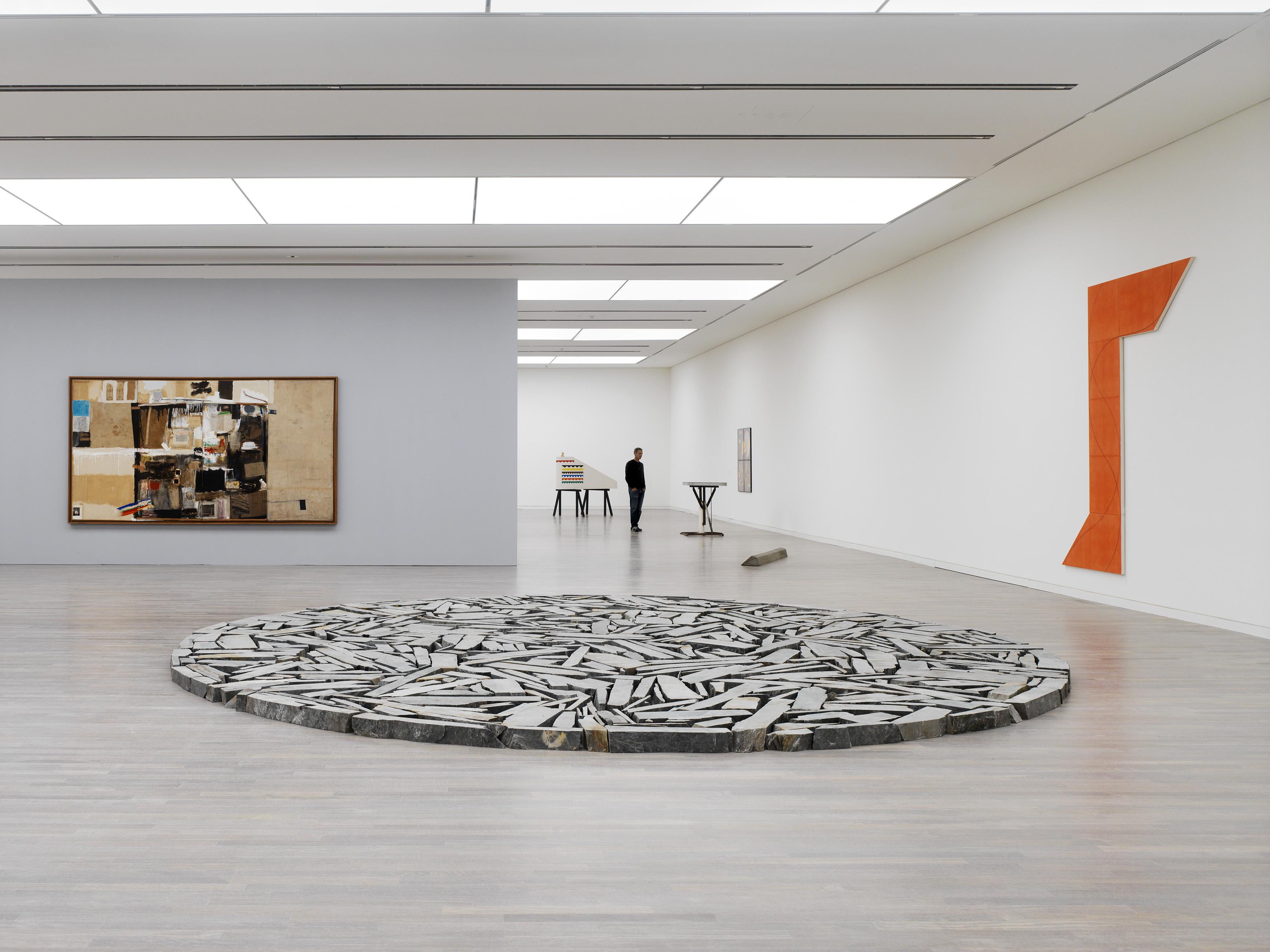 Installationsansicht der Ausstellung im K20. Foto: © Achim Kukulies. © Kunstsammlung NRW
