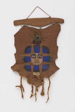 Betye Saar, The Divine Face, 1971 Courtesy: die Künstlerin und Robert Projects, Los Angeles, Foto: Robert Wedemeyer