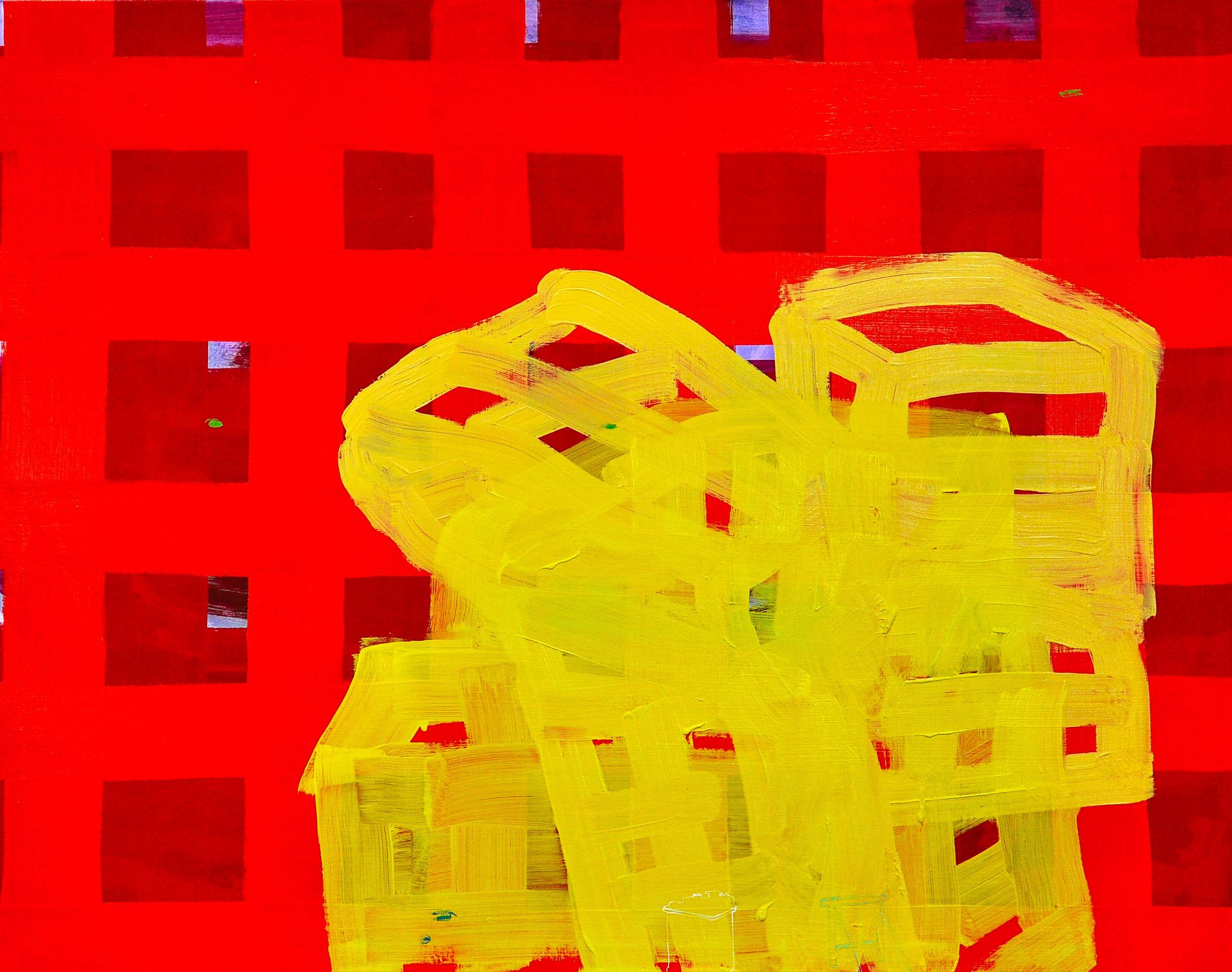 2017_36, O?l auf Leinwand, 120,0 x 150,0 cm