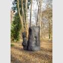 Per Kirkeby, Torso-Ast, 1988, Franz Marc Museum, Dauerleihgabe Galerie Michael Werner, Foto: Jörg von Bruchhausen, 2016