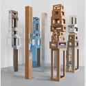 Isa Genzken. Untitled, 2015, Installationsansicht. 337,5 x 360 x 300 cm. Courtesy Galerie Buchholz, Berlin/Cologne/New York. © VG Bild-Kunst, Bonn 2017