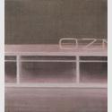 Eric Keller - ÖZ, 2020, Öl auf Holz, 66 x 60 cm, Foto: Baldauf & Baldauf