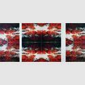 Jean-Luc Mylayne: Nr 105, Septembre à Décembre, 1991. 191 x 405 cm. Collecteion Mylene et Jean-Luc Mylayne. Copyright Jean-Luc Mylayne, Courtesy Gladstone Gallery, New York, Brüssel; Sprüth Magers, Berlin, London, Los Angeles.