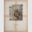 Jenö Gindl - Black and White #67 (aus der Serie 'Americans'), 2018, Kallitypie auf Japanpapier auf Keilrahmen, 120 x 90 cm