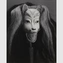 Irie Taikichi, Aus der Folge Bunraku Theater, Osaka, 1941, Silbergelatineabzug, 34,8 x 27,4 cm,  © Irie Taikichi Memorial Museum