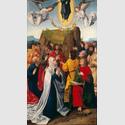 Meister der Antwerpener Anbetung, Teile eines Altarwerks, Eichenholz, Wallraf-Richartz-Museum & Fondation Corboud, Köln, Foto: RBA