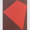 Ivo Ringe, 'Scarlet Fiel' 2016, Acryl, 110 x 90